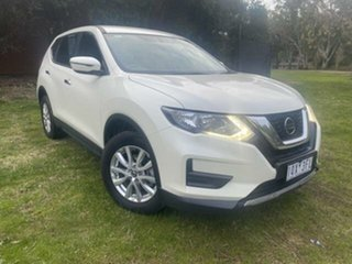 2020 Nissan X-Trail T32 Series 2 ST (4WD) (5Yr) White Continuous Variable Wagon.