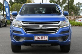 2017 Holden Colorado RG MY17 LS Pickup Crew Cab Blue 6 Speed Sports Automatic Utility