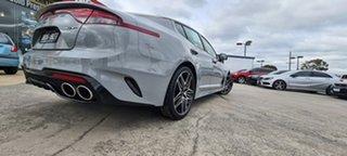2021 Kia Stinger CK MY21 GT Fastback Ceramic Grey 8 Speed Sports Automatic Sedan.