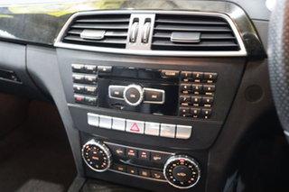 2013 Mercedes-Benz C-Class W204 MY13 C250 CDI 7G-Tronic + Avantgarde Grey 7 Speed Sports Automatic