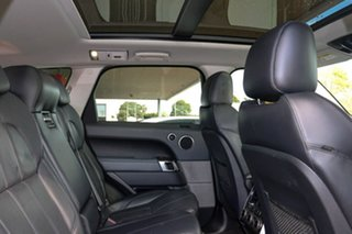 2013 Land Rover Range Rover Sport L494 MY14 HSE White 8 Speed Sports Automatic Wagon