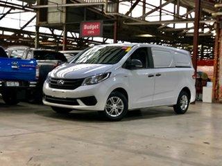 2018 LDV G10 SV7C White 6 Speed Automatic Van.