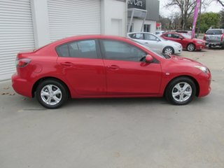 2011 Mazda 3 BL10F1 MY10 Neo Activematic Red 5 Speed Sports Automatic Sedan.