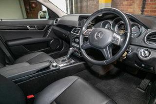 2011 Mercedes-Benz C-Class W204 MY11 C200 BlueEFFICIENCY Estate 7G-Tronic + Iridium Silver 7 Speed
