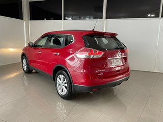 2016 Nissan X-Trail T32 ST X-tronic 4WD Red 7 Speed Constant Variable Wagon.