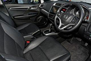 2016 Honda Jazz GF MY16 VTi-L Grey 1 Speed Constant Variable Hatchback
