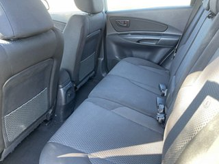 2009 Hyundai Tucson JM MY09 City SX Blue 4 Speed Sports Automatic Wagon