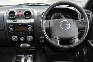2011 Isuzu D-MAX MY11 LS 4x2 High Ride White 4 Speed Automatic Utility