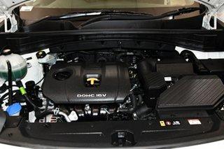 2017 Kia Sportage QL MY18 SLi 2WD Clear White 6 Speed Sports Automatic Wagon