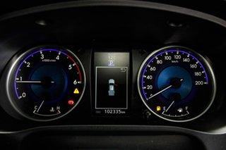 2017 Toyota Hilux GUN126R SR5 (4x4) Crystal Pearl 6 Speed Automatic Dual Cab Utility
