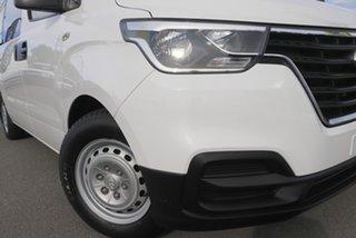 2018 Hyundai iLOAD TQ4 MY19 Crew Cab Creamy White 5 Speed Automatic Van.