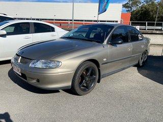 2001 Holden Commodore EXEC VXII Grey 4 Speed Auto Active Select Sedan