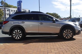 2015 Subaru Outback B6A MY16 2.5i CVT AWD Premium Tungsten Metal 6 Speed Constant Variable Wagon.