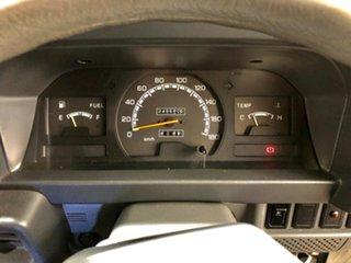 2006 Mitsubishi Express SJ M07 SWB White 5 Speed Manual Van