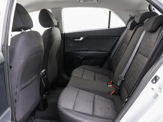 2018 Kia Rio YB MY18 S Silver 4 Speed Automatic Hatchback