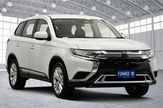 2020 Mitsubishi Outlander ZL MY20 ES 2WD Starlight 6 Speed Constant Variable Wagon.