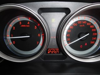 2010 Mazda 6 GH1052 MY10 Luxury White 5 Speed Sports Automatic Sedan
