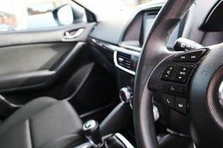 2015 Mazda CX-5 KE1072 Maxx Blue 6 Speed Manual Wagon