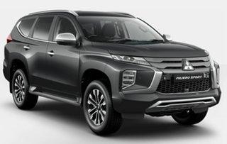2021 Mitsubishi Pajero Sport QF MY21 Exceed Grey 8 Speed Sports Automatic Wagon