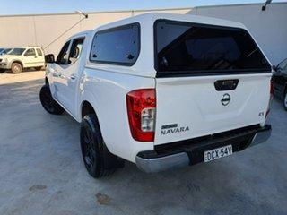 2015 Nissan Navara D23 RX White 6 Speed Manual Utility.