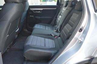 2021 Honda CR-V RW MY21 VTi FWD 7 Lunar Silver 1 Speed Constant Variable Wagon