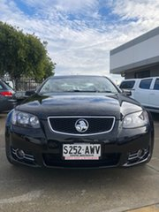 2013 Holden Commodore VE II MY12.5 Z Series Black 6 Speed Sports Automatic Sedan.