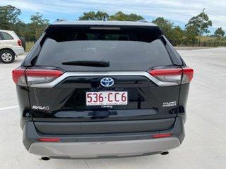 2020 Toyota RAV4 Axah54R Cruiser eFour Black 6 Speed Constant Variable Wagon Hybrid