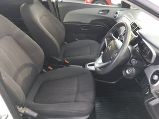 2017 Holden Barina TM LS White Automatic