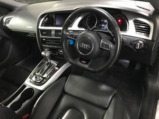2015 Audi A5 8T MY15 Sportback Multitronic Grey 8 Speed Constant Variable Hatchback