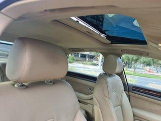 2005 Audi A8 D3 MY2006 L Quattro Gold 6 Speed Sports Automatic Sedan