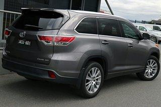 2014 Toyota Kluger GSU55R Grande AWD Grey 6 Speed Sports Automatic Wagon.