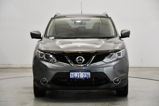 2017 Nissan Qashqai J11 TL Grey 1 Speed Constant Variable Wagon.