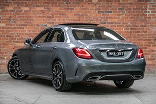 2020 Mercedes-Benz C-Class W205 800+050MY C200 9G-Tronic Selenite Grey 9 Speed Sports Automatic.