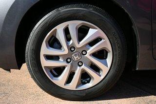 2015 Honda Jazz GK MY15 VTi Grey Continuous Variable Hatchback.