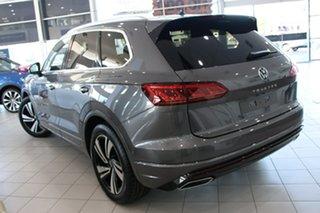 2021 Volkswagen Touareg CR MY21 210TDI Tiptronic 4MOTION R-Line Silicone Grey 8 Speed.