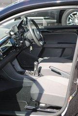 2013 Volkswagen UP! Type AA MY13 Black 5 Speed Manual Hatchback