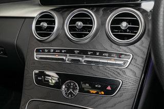 2020 Mercedes-Benz C-Class W205 801MY C300 9G-Tronic e Iridium Silver 9 Speed Sports Automatic Sedan