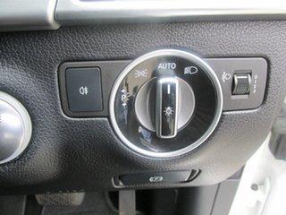 2013 Mercedes-Benz M-Class W166 ML250 BlueTEC 7G-Tronic + White 7 Speed Sports Automatic Wagon
