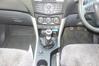 2015 Mazda BT-50 UP0YF1 XTR Freestyle Grey 6 Speed Sports Automatic Utility