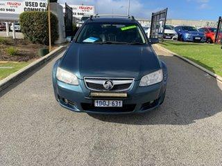 2011 Holden Berlina VE II International Grey 6 Speed Automatic Sportswagon.