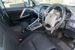 2017 Mitsubishi Pajero NX MY17 GLX White 5 Speed Sports Automatic Wagon
