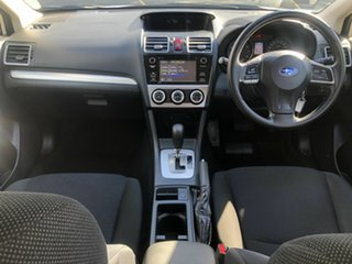 2015 Subaru Impreza G4 MY15 2.0i Lineartronic AWD White 6 Speed Constant Variable Hatchback