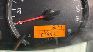 2014 Toyota HiAce KDH201R MY14 LWB French Vanilla 4 Speed Automatic Van