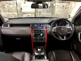 2016 Land Rover Discovery Sport L550 16.5MY SD4 SE White 9 Speed Sports Automatic Wagon