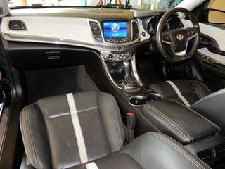2014 Holden Calais VF MY15 V Green 6 Speed Automatic Sedan.
