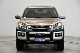2016 Isuzu MU-X MY15 LS-U Rev-Tronic Bronze 5 Speed Sports Automatic Wagon.