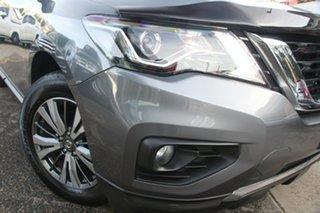 2018 Nissan Pathfinder R52 Series II MY17 ST-L X-tronic 2WD Gun Metal 1 Speed Constant Variable.