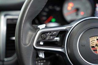 2018 Porsche Macan 95B MY18 S PDK AWD Black 7 Speed Sports Automatic Dual Clutch Wagon