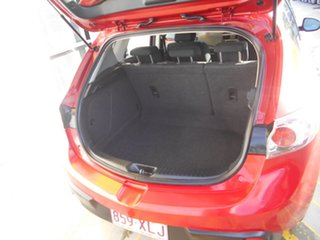 2010 Mazda 3 BL10F1 MY10 Neo Red 6 Speed Manual Hatchback