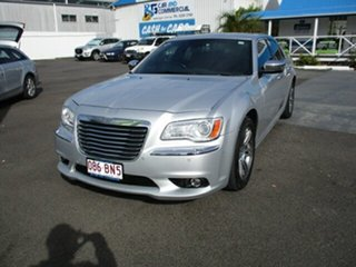 2012 Chrysler 300C Silver 6 Speed Automatic Sedan.